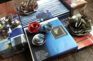 Как модно упаковать подарок: 8 оригинальных идей (фото)