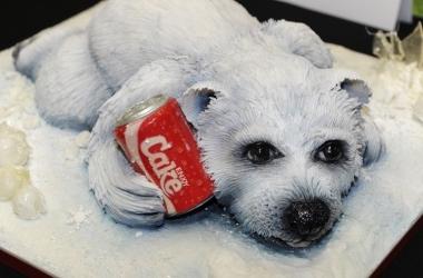 Самые оригинальные торты: фотоотчет с международной выставки (фото)