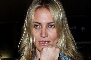 Камерон Диаз показала уставшее лицо без макияжа (фото)