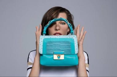 Модные сумки весна-лето 2014: Милла Йовович представила тренды (фото)
