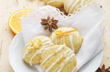 Постное печенье: рецепт «Апельсиново-мандаринового счастья»