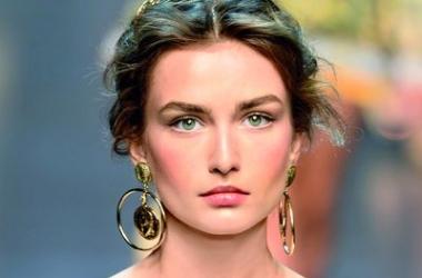 Широкие брови: модный хит весны 2014