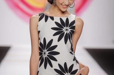 Мода 2014: как носить черно-белое этой весной (фото)