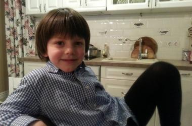 Сергей Притула похвастался воспитанием сына (фото)