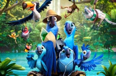 Мультфильм для всей семьи: на экраны вышел «Рио 2»!