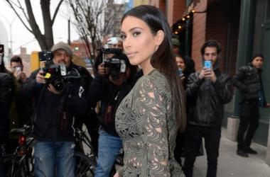 Стиль звезды: Ким Кардашян в обморочном платье (фото)