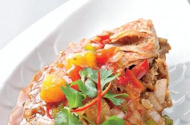 Рыба по-тайски: лекго и быстро. Рецепт
