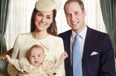 Как подрос малыш Кейт Миддлтон и принца Уильяма (фото)