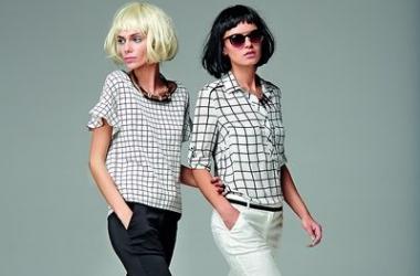 Как носить белый, черный и серый цвет