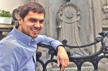 Постельное фото полуобнаженного Константина Евтушенко и его верного друга попало в сеть