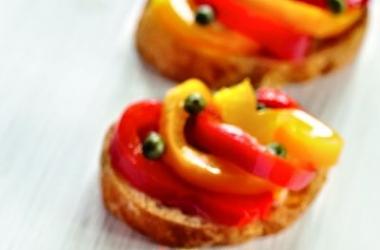 Пикантная закуска с каперсами: вкусный рецепт