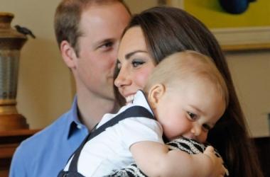 Кейт Миддлтон стала мамой силиконовых малышей (фото)