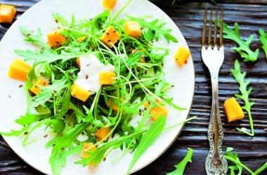 Салаты с тыквой: 5 легких и вкусных рецептов