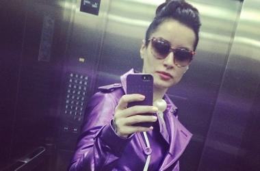 Модный совет Тины Канделаки: как сексуально носить белую блузу (фото)