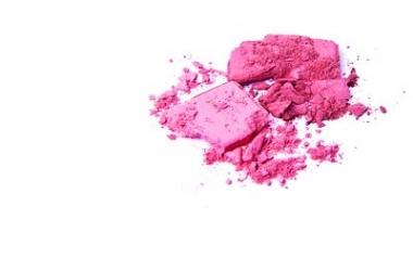 Розовые тени: как наносить