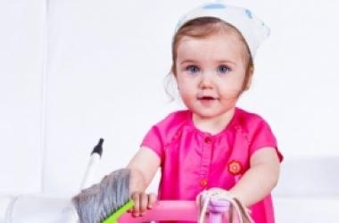 Как приучить ребенка к порядку: советы и игры