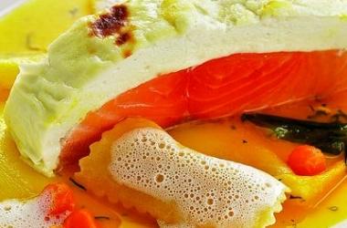 Семга в духовке: очень вкусный диетический рецепт