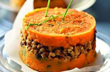 Песочный пирог: вкусный рецепт морковного тарта