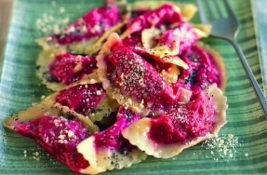 Равиоли со свеклой: рецепт здорового и вкусного ужина