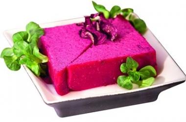 Свекольный мусс: рецепт яркого блюда на твоем столе