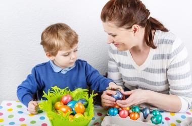 Пасхальные традиции: игры и развлечения для детей
