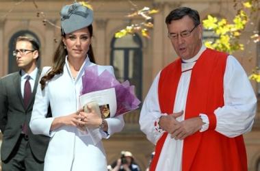 Кейт Миддлтон затмила всех в наряде от Alexander McQueen (фото)