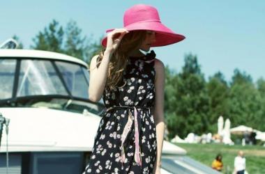 Майские праздники 2015: как выбрать платье для пикника