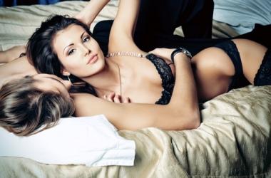 Сексуальные хитрости в постели