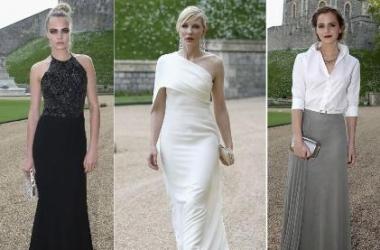 Как эротично знаменитые актрисы оделись для принца Уильяма (фото)