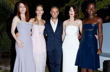 Канны 2014: в чем звезды пришли на вечеринку Calvin Klein (фото)