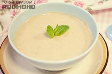 Готовим вместе с Redmond   <br />   Суп-пюре из печени. Рецепт