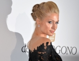 Модный провал: Пэрис Хилтон удивила вульгарным платьем (фото)