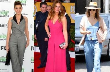 Самая модная одежда лета 2014: выбирай комбинезон, как звезды (фото)