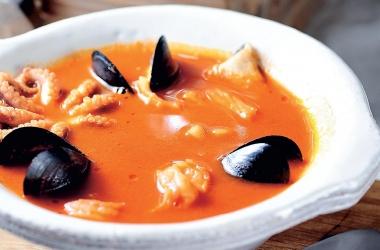 Что такое буйабес: готовим французский рыбный суп.  Рецепт (фото)