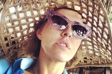 Модные солнцезащитные очки 2014: стиль от Ксении Собчак (фото)