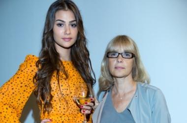 Вера Глаголева вывела в свет красавицу-дочь (фото)