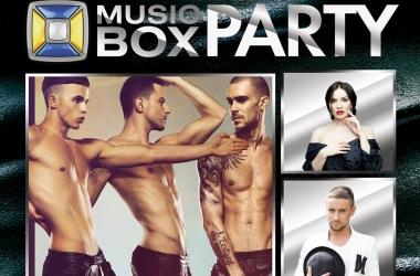 Kazaky, Мейхер и Монатик выступят на вечеринке телеканала Music Box