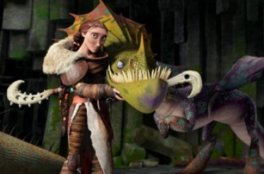 Как приручить дракона 2: долгожданная премьера лета (фото, видео)