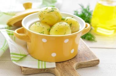 Как вылечить ожог при помощи картофеля