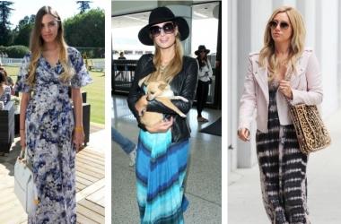 Мода лето 2014: как модно носить платья макси (фото)