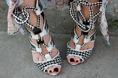 Модная летняя обувь 2014: 7 тенденций от модных блогеров (фото)
