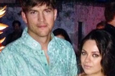 Индийская свадьба Милы Кунис и Эштона Катчера: фото уже в сети (фото)