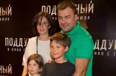 Михаил Пореченков показал своих повзрослевших детей (фото)