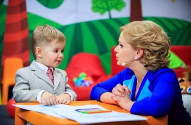Сын полковника-участника АТО стал звездой шоу Мой малыш сможет (фото)