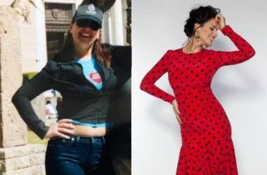 Беременная Маша Ефросинина поделилась секретами стройности (фото)
