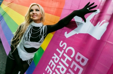 Певица Камалия активно поддержала секс-меньшинства (фото)