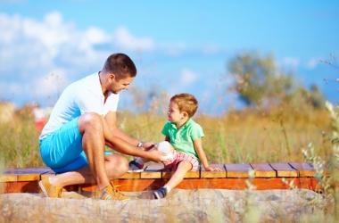 Если ребенок травмировался: советы специалиста