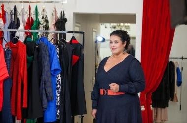 Как одеваться полным девушкам: секреты гардероба Русланы Писанки