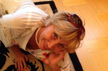Жена Прохора Шаляпина похвасталась стройными ножками (фото)