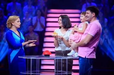 Смотри самый интригующий выпуск шоу 'Мой малыш сможет' на 1+1